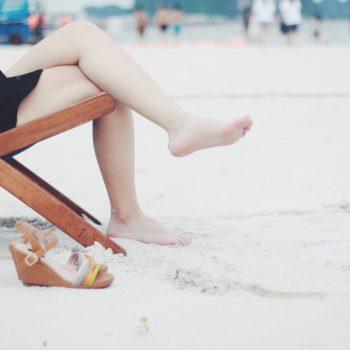 Hladké nohy