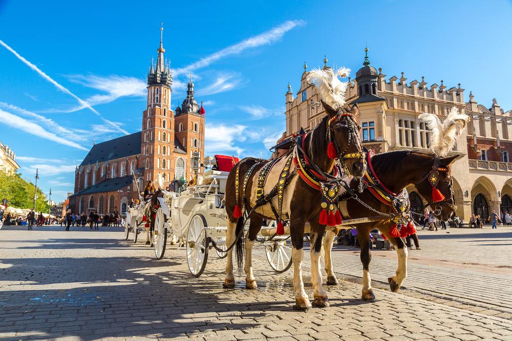 Pobyt v Krakove