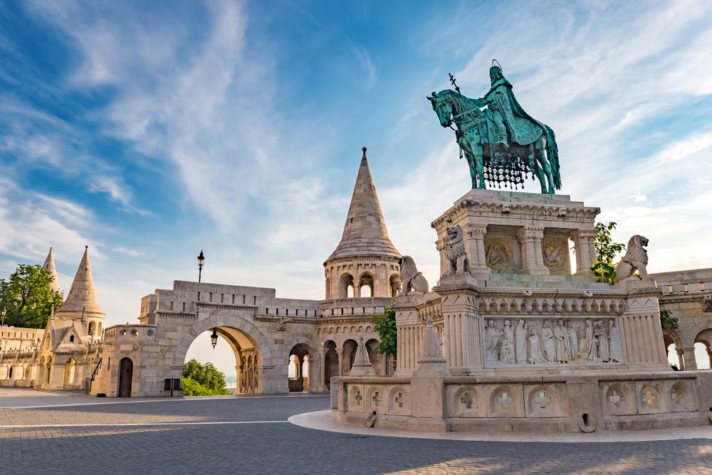 Pobyt v Budapešti
