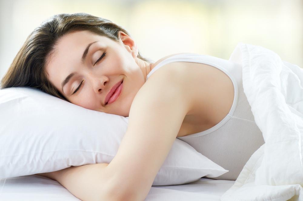 Spánok pomáha proti kruhom pod očami